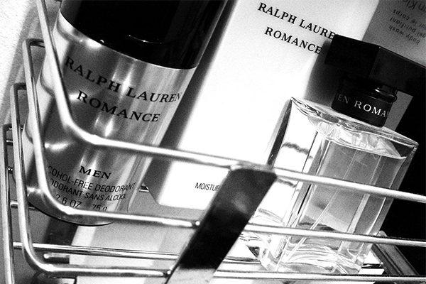 Paquetes de perfume