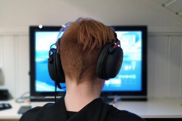 Auriculares para gaming