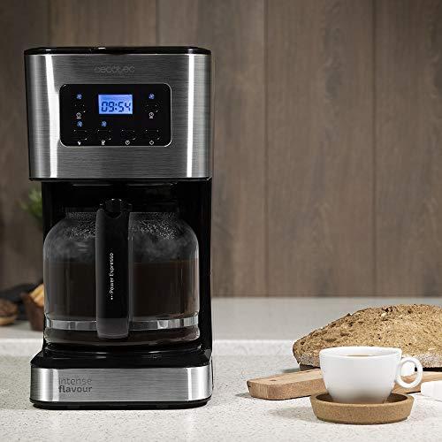 Satisface con estas cafeteras automáticas en oferta tu deseo de un sabor fantástico y sin esfuerzo