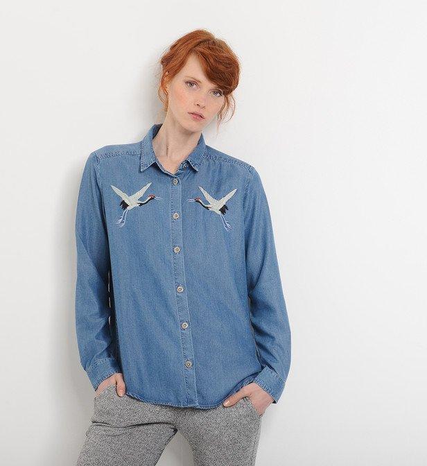 Las camisas vaqueras prometen que ganarás la gran apuesta para un día de campo o informal