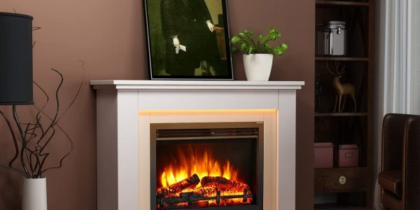 Una manera muy elegante de obtener una estética y funcionalidad confortable son las chimeneas eléctricas