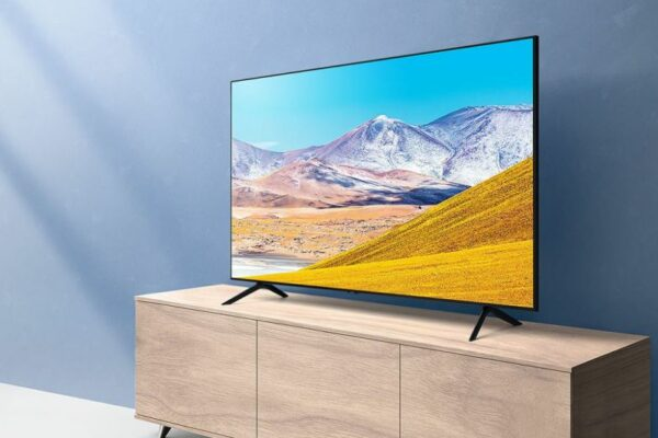 Televisores Crystal UHD