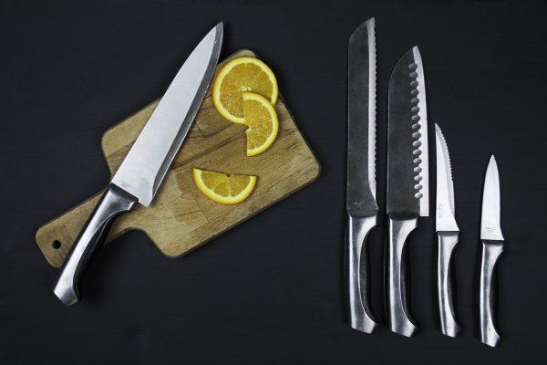 Una sección con una selección muy amplia y actualizada de cuchillos de cocina en oferta