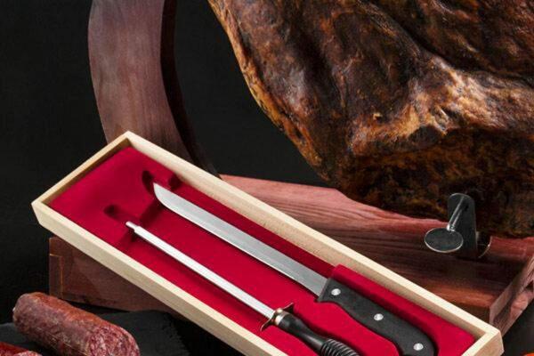 Cuchillos jamoneros