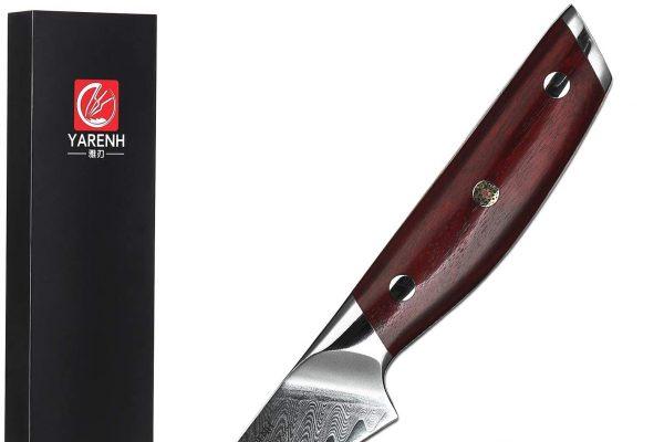 Pelar piezas tanto para decorar como para alimentar hace necesario buenos cuchillos de pelar