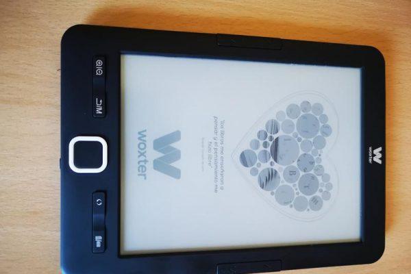 Ofertas para conseguir los E-readers Woxter en un solo clic y sumergirte en las lecturas favoritas