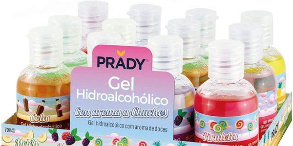 Los geles desinfectantes hidroalcohólicos son una alternativa fiable para la desinfección
