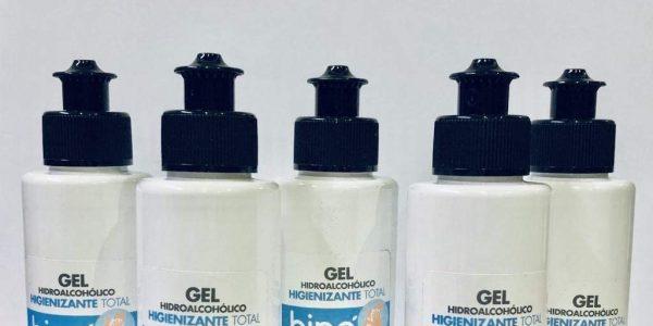 Una gran variedad de geles desinfectantes higienizantes para protegerete tu y los tuyos