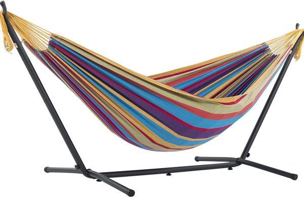 Qué mejor que lograr el descanso al aire libre a través de las hamacas que hemos seleccionado