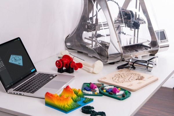 """""""La impresión 3D ha llegado a nuestros hogares, te sugerimos una gran cantidad de artículos con rebaja"""""""