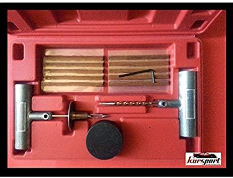 Esta propuesta de kits de reparación de neumáticos te permitirá no quedarte nunca tirado