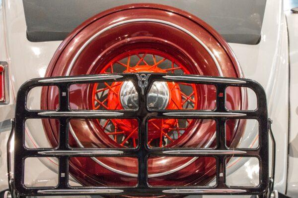 Neumáticos de repuesto