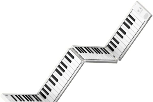 Pianos digitales plegables