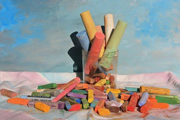 Te proponemos que entres por la puerta grande en el mundo del arte con estas pinturas pastel