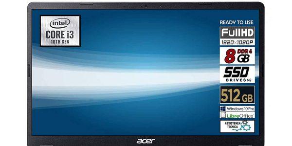 Además de un arranque rápido en esta sección de portátiles SSD te encuentras la mejor ocasión