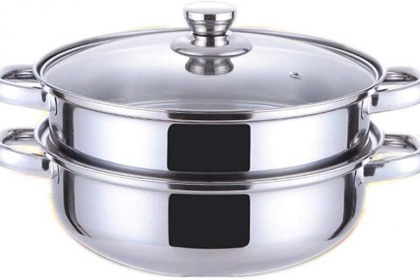 Acepta nuestras sugerencias en vaporeras e incluye en tu cocina esta herramienta de cocción