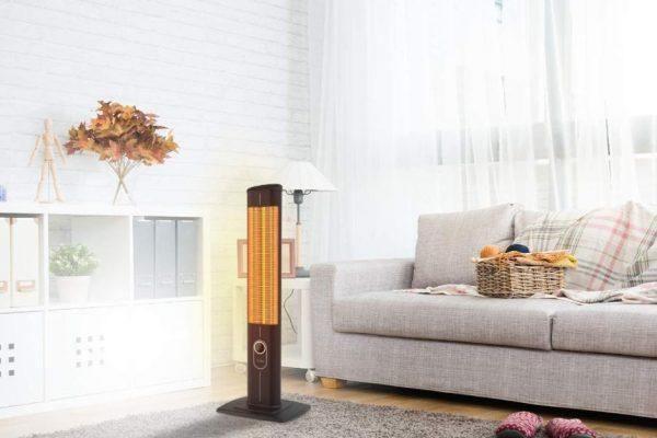 calefacción por infrarrojos