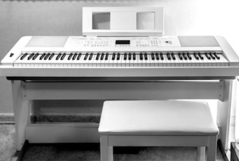 Pianos digitales tipo consola