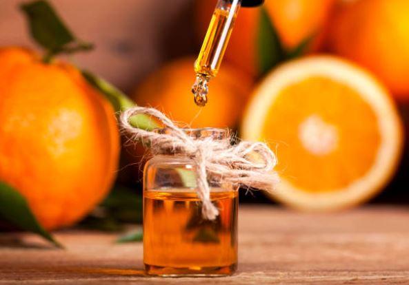 Aceite esencial de naranja propiedades cosméticas