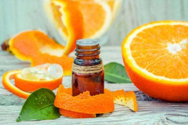 Aceite esencial de naranja propiedades
