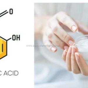 cremas con ácido salicílico