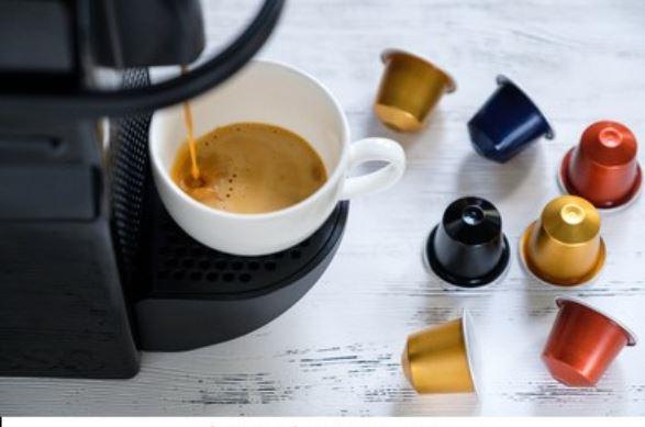 Cafetera multicápsulas