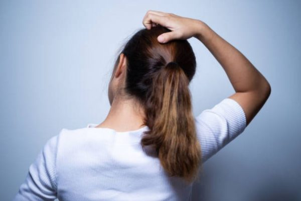Cuero cabelludo sensible