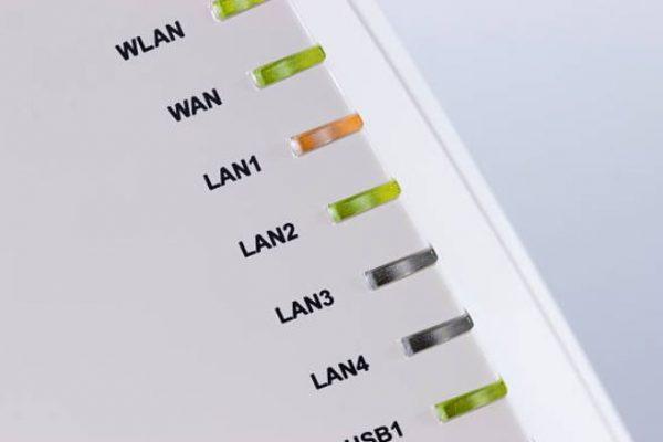 LAN inalámbrica y WLAN