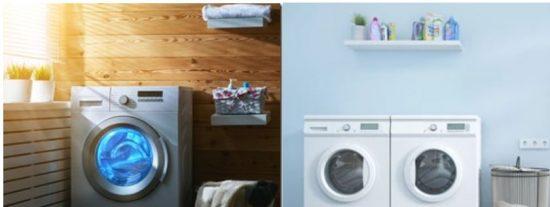 ¿Lavadora secadora todo en uno o por separado?