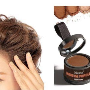 Maquillaje para el pelo