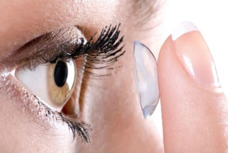 Rímel especial para lentes de contacto