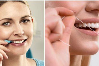 ¿Cepillo interdental o hilo dental?