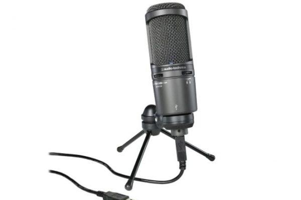 micrófono gaming