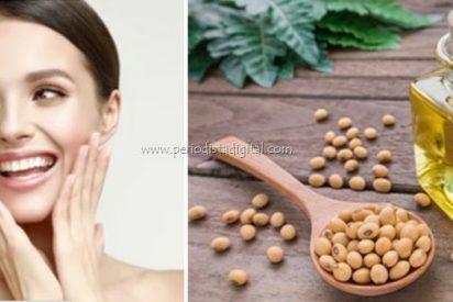 Aceite de soja: beneficios para la piel