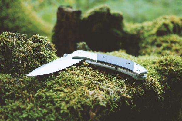 Cuchillos de camping