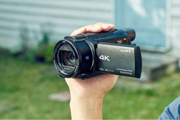 Videocámaras 4K más vendidas de Amazon