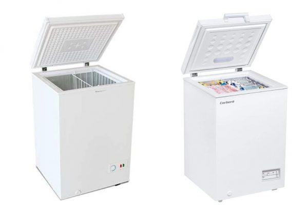 Arcones congeladores pequeños recomendados