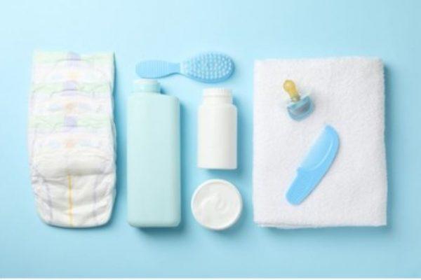 Productos para la higiene del bebé recomendado