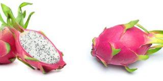 Pitahaya o fruta del dragón, propiedades