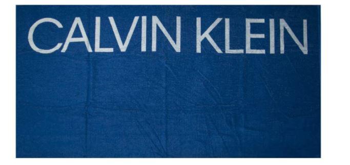 toalla de playa Calvin Klein