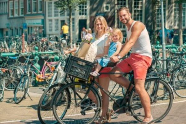 bicicletas holandesas