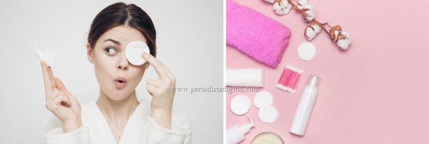 El bifásico en maquillaje