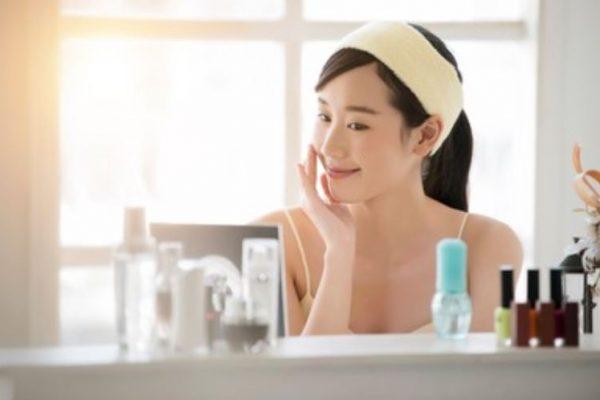 Ritual de belleza japonés,