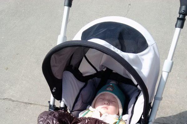Carritos de paseo para bebés