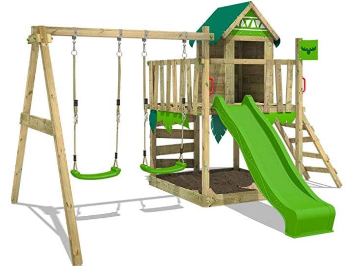parque infantil para jardín