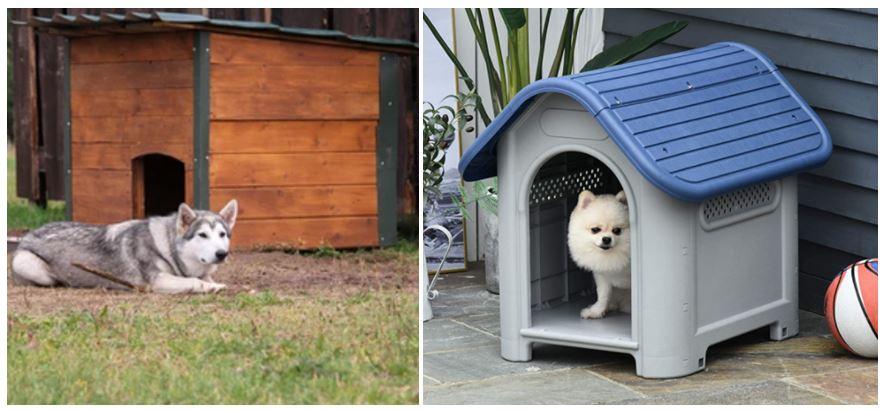 Casetas para perros grandes y pequeños recomendadas en Amazon