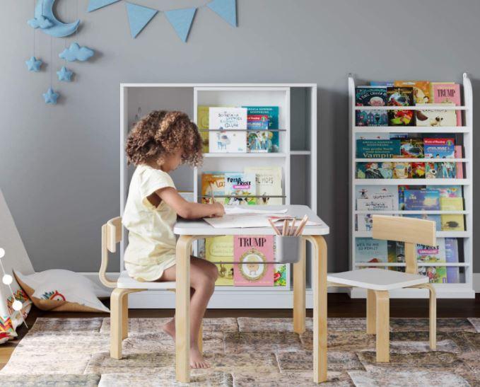 Mesas y sillas infantiles más vendidas en Amazon👧👦