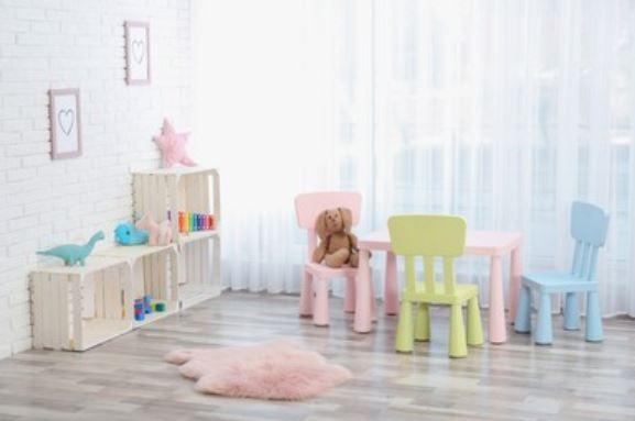 Mesas y sillas infantiles más vendidas en Amazon