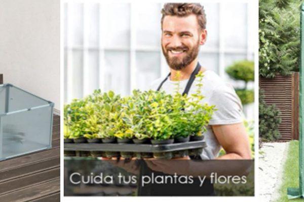 Invernaderos pequeños recomendados en Amazon