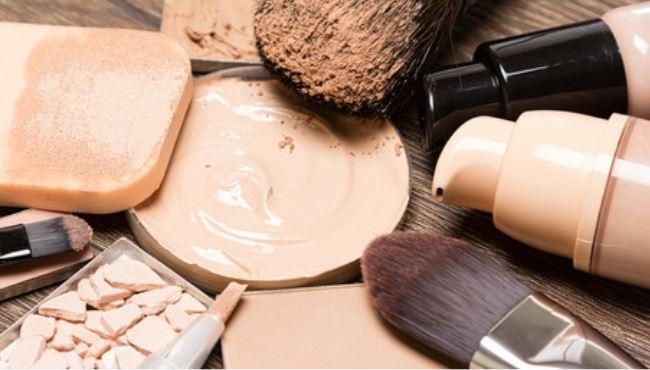 las texturas en maquillaje